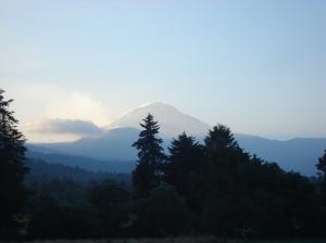Popocatepetl desde Amecameca